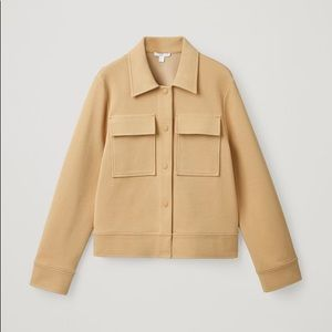 COS jacket with flap pockets